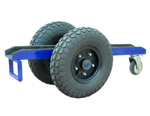 Trolley - Plattenhund