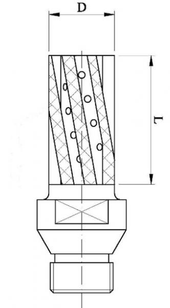 Fingerfräser Standard