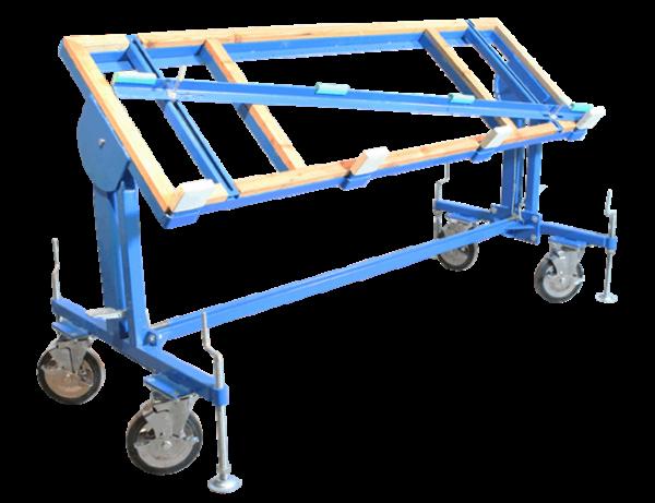 Plattenarbeitswagen WT-600